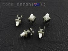 Non Locking Momentary 6 Pin Push Button Switch 5.8mm x 5.8mm (x5) - Arduino