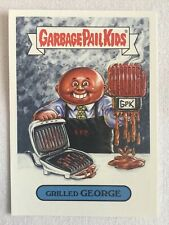 Garbage Pail Kids 2019 Topps Sticker We Hate The '90s Music Grilled George 8a