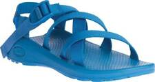 35% OFF!  NEW WOMEN'S CHACO BANDED Z CLOUD SANDALS, SZ. 7, CERULEAN BLUE.