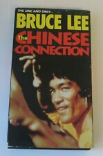 THE CHINESE CONNECTION-THE ONE AND ONLY...BRUCE LEE (1993 VHS Tape)