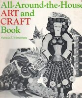 All-Around-the-House Art and Craft Book #Z025