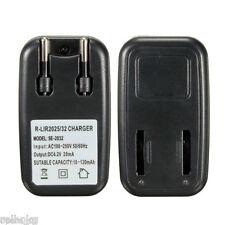 Chargeur Pile Bouton LIR2025 LIR2032 Li-ion Rechargeable - G414
