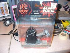 Star Wars Episode 1 DARTH MAUL with SITH INFILTRATOR Army Troop Build