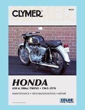 M333 Clymer Werkstatthandbuch für Honda CB Cl CB450 Cl450 & Cb500 1965 To 1976