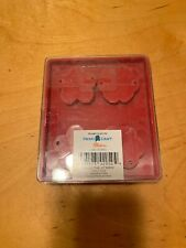Sizzix Original Large Red Charms, Flowers #1 Scrapbooking Die  w Case