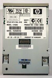 HP C1554-20102, 12/24GB DDS-3 SCSI Bandlaufwerk, Streamer