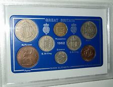 1962 Vintage Coin Set 56th Birthday Birth Year Present Wedding Anniversary Gift