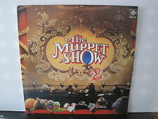 THE MUPPET SHOW 2 Portugese Pye Records Vinyl LP FREE UK POST