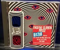Insane Clown Posse - Bizzar CD 1st Press twiztid esham psychopathic records icp