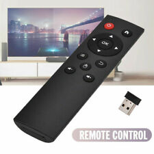 Universal Wireless Air Mouse Keyboard Remote Control For Mini PC Android TV Box
