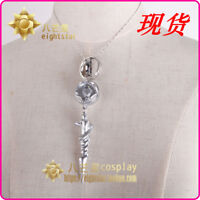 Final Fantasy XIII FF13-2 Serah Farron Snow Engagement Cosplay Necklace Pendant
