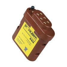 Kahlert 60897 Batteriebox (leer) für 3x 1,5V Batterien für Puppenhaus NEU! #