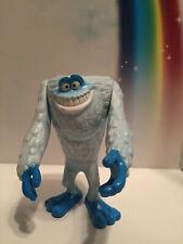 "Disney Pixar Monster's Inc. Abominable Snowman, Giant 5"" Yeti Fig. McDonalds Toy"