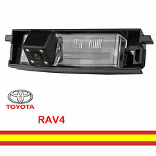 Camara vision trasera para Toyota RAV4 integrada Luz matricula 160 grados