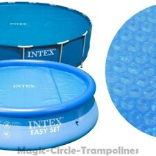 Intex Solarplane Solarfolie 244cm Easy Pool Quick up pool Intex Wärmeplane 29020