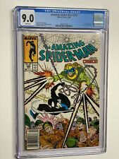 Amazing Spider-Man 299 CGC 9.0 White Pages 1988 Marvel