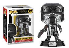 Knight of Ren (Blaster Rifle) Hematite Chrome - Star Wars Funko POP! Figure NEW