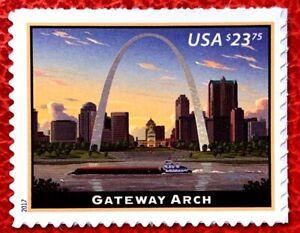 2017 US SC #5157 GeteWay Arch $23.75 Express Mail