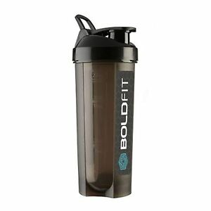 Shaker &Sipper Bottle (650ml,100% Leakproof) For Work Out Regimens,Free Shipping