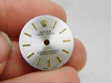 Cadran Montre ROLEX watch dial. N S35 NAD 1950 vintage rolex