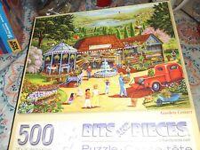 Bits And Pieces - Garden Center 500 Piece Puzzle - Christine Carey