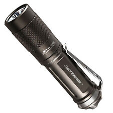 Jetbeam JET-I MK Flashlight -480Lm -Cree XP-G2 LED -Uses 1x AA battery