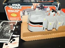 VTG~Kenner~Star~Wars~1977~1979~1980~Imperial~stortrooper~Troop~Transport~vehicle