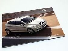 2010 Mercedes-Benz B 200 Turbo B Class Brochure