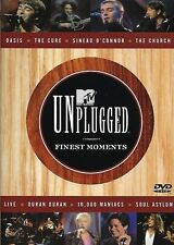 MTV Unplugged - Finest Moments (DVD, 2001)