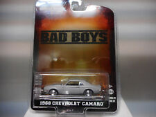 CHEVROLET CAMARO 1968 BAD BOYS TV & HOLLYWOOD S21 GREENLIGHT 1/64