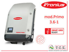 Inverter fotovoltaico FRONIUS mod. PRIMO 3.6 - 1 - string inverter