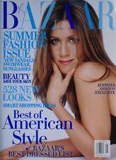 JENNIFER ANISTON May 2003 HARPER'S BAZAAR Magazine THE BEST OF AMERICAN STYLE