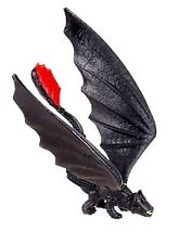 NEW! DreamWorks How To Train Your Dragon 2 Battle Dragon Figure Toothless! Black