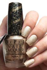 OPI Bond Girl HONEY RYDER Gold Texture Matte Glitter LIQUID SAND Nail Polish M53