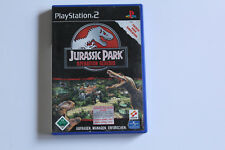 Playstation 2 PS2 Spiel Jurassic Park Operation Genesis