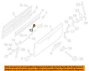 NISSAN OEM-Battery Nut 089183062A