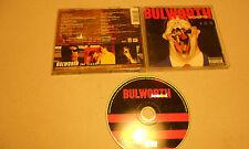 CD Bulworth the colonna sonora 14. tracks 1998 Public Enemy RZA Eve Black Eyed Peas...