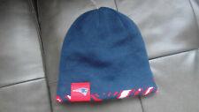 New England Patriots New Era Hat Cap Tuque Beanie Mens Women  New NWT reversible
