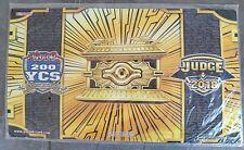 Gold Sarcophagus 200th YCS Judge Playmat (Utrecht) - Sealed Yugioh Game Mat