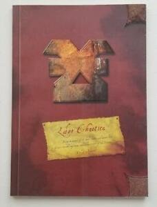 GW Black Library Warhammer 40k Liber Chaotica Vol 1 Khorne Softcover Fine+