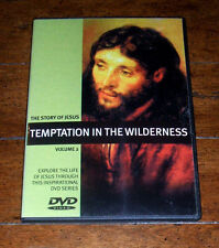 DVD: The Story of Jesus, Volume 2: Temptation in the Wilderness 2006 Allegro NEW