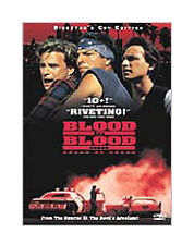 Blood In, Blood Out (DVD, 2000, Directors Cut Edition) MINT FREE SHIPPING !!