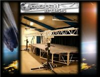 Global Truss ST 180 ST180 Stands & 39.4' Truss Package! Free US 48 State Ship!