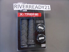 ODI Extreme X-Treme Lock on Grips atv pwc Jet-Ski Sea-Doo Wave-runner Graphite