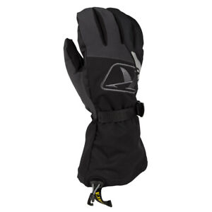 Brand New Klim Gauntlet Gloves - 4XL - Black - # 3239-004-180-000