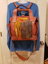 Nena & Co OOAK MOROCCO CONVERTIBLE DAY BAG  Excellent Pre-owned Condition