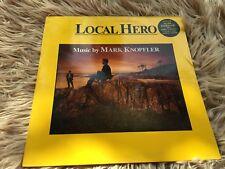 LOCAL HERO  LP vinilo 1983 Vertigo  ed MARK KNOPFLER DIRE STRAITS