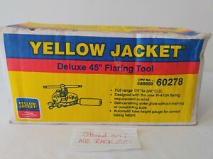 Yellow Jacket 60278- Deluxe 45 Degree Flaring Tool