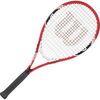 """Wilson Roger Federer Tennis Racquet (length: 27"""")(Grip:4 3/8"""") racket sports NEW"""