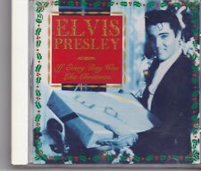 Elvis Presley-If Every Day Was Like Christmas cd album